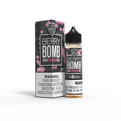 BERRY BOMB BY VGOD 60ML - Ohm City Vapes