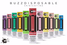 Buzz Disposable Vape Device (Barz) - 6PK - Ohm City Vapes