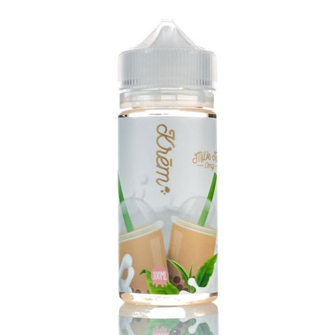MILK TEA KREM BY SKWEEZED SKEZED - The King of Vape