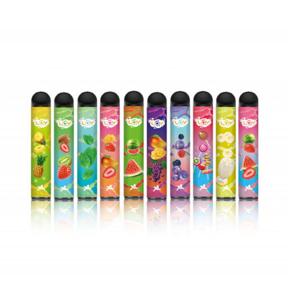 LOY XL Disposable Vape Device - 6PK - Ohm City Vapes