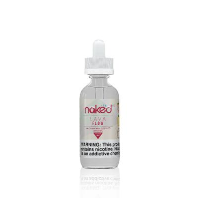 Lava Flow Ice by Naked 100 E-liquid - 60ml Ohm City Vapes