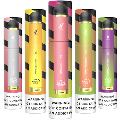 Puff Flow Disposable Vape Device - 6PK - Ohm City Vapes