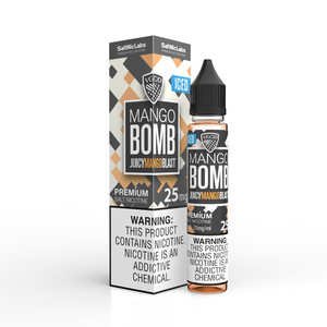 VGOD ICED Mango Bomb SaltNic 30mL - Ohm City Vapes