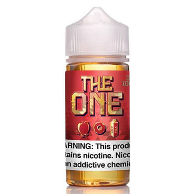 The One Apple 100mL - Ohm City Vapes