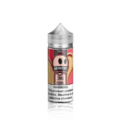 Strawberry Crush - Treat Factory E Liquid 100ml - Ohm City Vapes