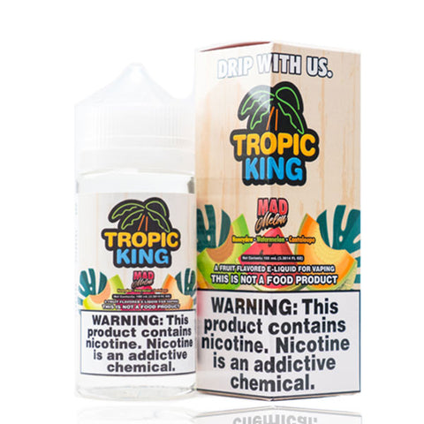 Mad Melon by Tropic King - 100ml Ohm City Vapes