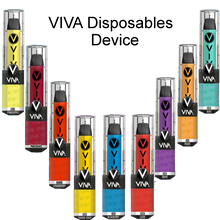 Viva Disposable Vape Device - 10PK - Ohm City Vapes