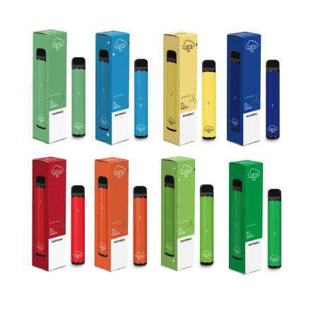 Airis XL Disposable Vape Device - 6PK - Ohm City Vapes