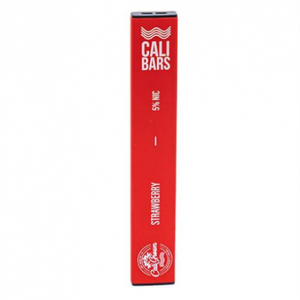 Cali Bars Disposable Stick Vape Device - 1PC - Ohm City Vapes