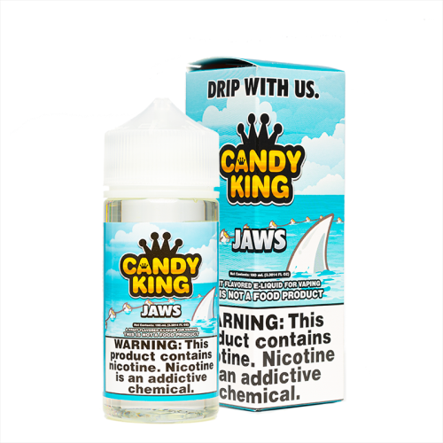 Candy King Jaws 100mL | Ohm City Vapes