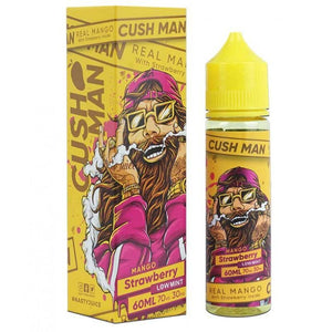 Nasty Cush Man Mango Strawberry 60mL - Ohm City Vapes