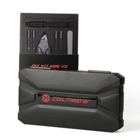 Coil Master DIY Kit Mini v2 - Ohm City Vapes