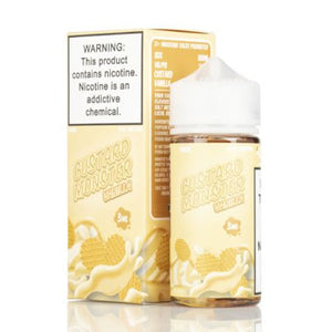 Custard Monster Vanilla Custard 100mL - Ohm City Vapes