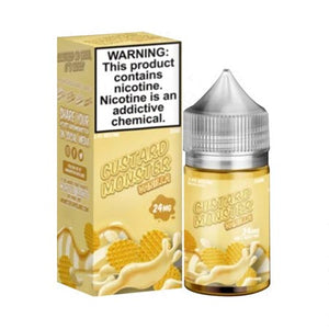 Custard Monster Vanilla Custard Salt 30mL - Ohm City Vapes