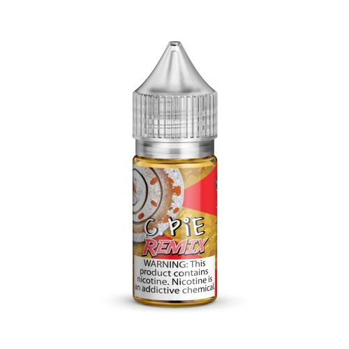 Food Fighter Salt Crack Pie Remix 30mL | Ohm City Vapes