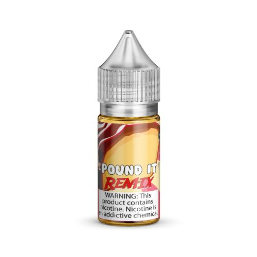 Food Fighter Salt Pound It Remix 30mL | Ohm City Vapes