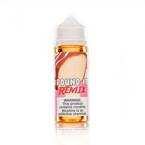 Food Fighter Pound It Remix 120mL | Ohm City Vapes