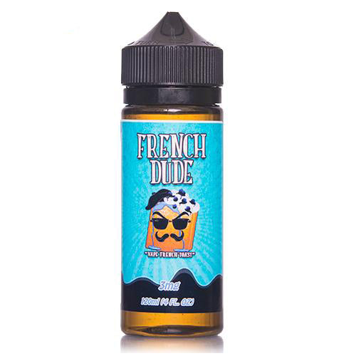 ORIGINAL FRENCH DUDE BY VAPE BREAKFAST CLASSIC - 120ML - Ohm City Vapes