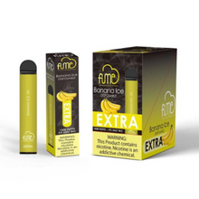 Fume EXTRA Disposable Vape Device - 10PK