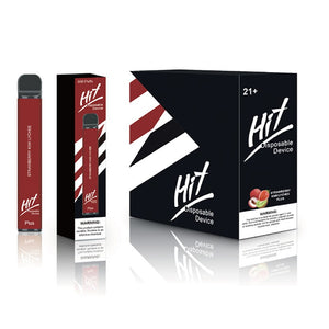 HIT Plus Disposable Vape Device - 1PC - Ohm City Vapes