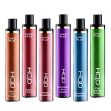 HQD Cuvie Plus Disposable Vape Device - 3PK - Ohm City Vapes