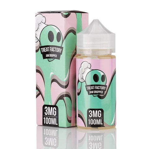 Jaw Dropper - Treat Factory E Liquid 100ml - The King of Vape