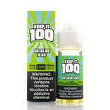 Keep it 100 OG Blue Iced (formerly Blue Slushie ICED) 100mL