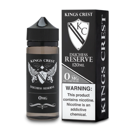 Kings Crest Duchess Reserve 120mL - Ohm City Vapes