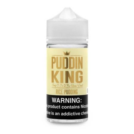 Kings Crest Puddin King 100mL - Ohm City Vapes