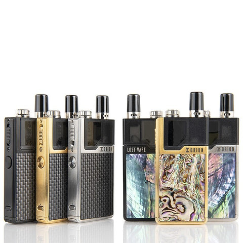 LOST VAPE ORION 40W DNA GO AIO POD SYSTEM DEVICE