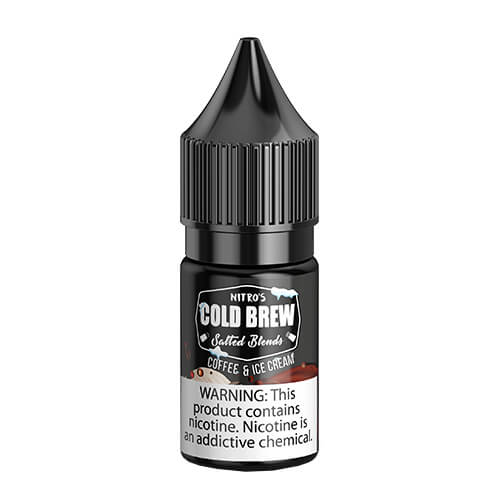 Nitro's Cold Brew Salted Coffee and Ice Cream 30mL