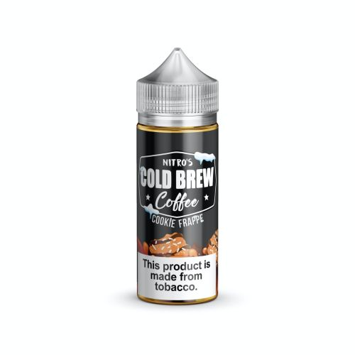 Nitro's Cold Brew Coffee Cookie Frappe 100mL | Ohm City Vapes