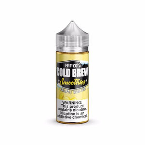 Nitro's Cold Brew Smoothies Pineapple Melon Swirl 100mL | Ohm City Vapes