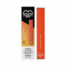 Puff Bar Disposable Device SAME DAY SHIPPING - Ohm City Vapes