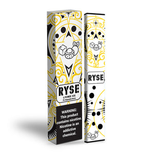 RYSE Disposable Vape Device - 1PC - Ohm City Vapes