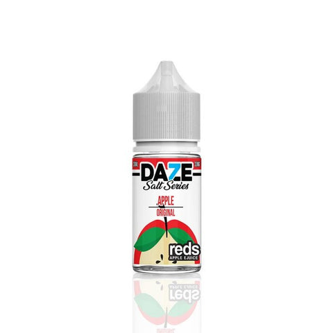 REDS APPLE - 7 DAZE SALT - 30ML - Ohm City Vapes
