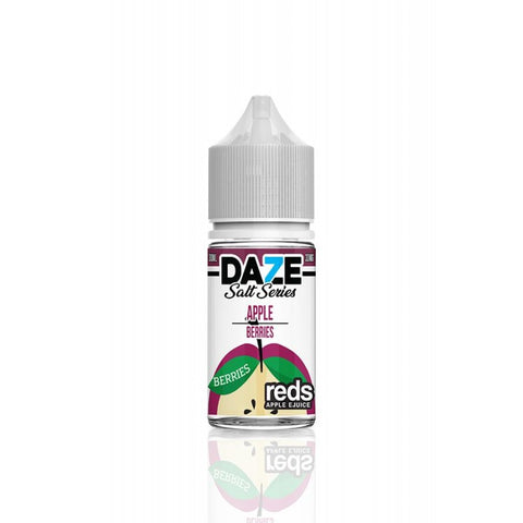 BERRIES REDS APPLE GRAPE - 7 DAZE SALT - 30ML - Ohm City Vapes