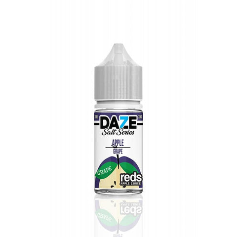 GRAPE REDS APPLE GRAPE - 7 DAZE SALT - 30ML Ohm City Vapes