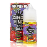 Strawberry Watermelon - Candy King Salt E Liquid 30ml Ohm City Vapes