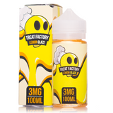 Lemon Glaze - Treat Factory E Liquid 100ml - The King of Vape