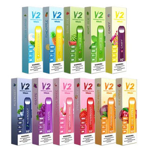 V2 XL Disposable Vape Device - 10PK