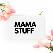 Load image into Gallery viewer, MAMA STUFF COSMETIC BAG - Anchor & Nest