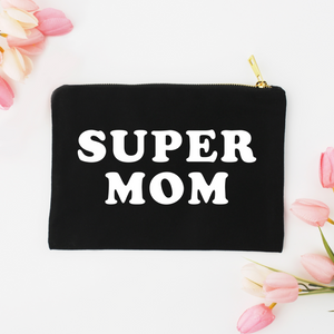 SUPER MOM COSMETIC BAG - Anchor & Nest