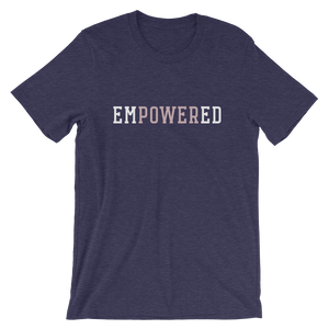 EMPOWERED TEE - Anchor & Nest
