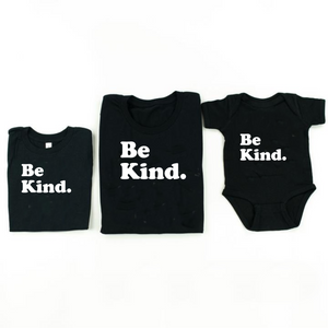 BE KIND ONESIE - Anchor & Nest