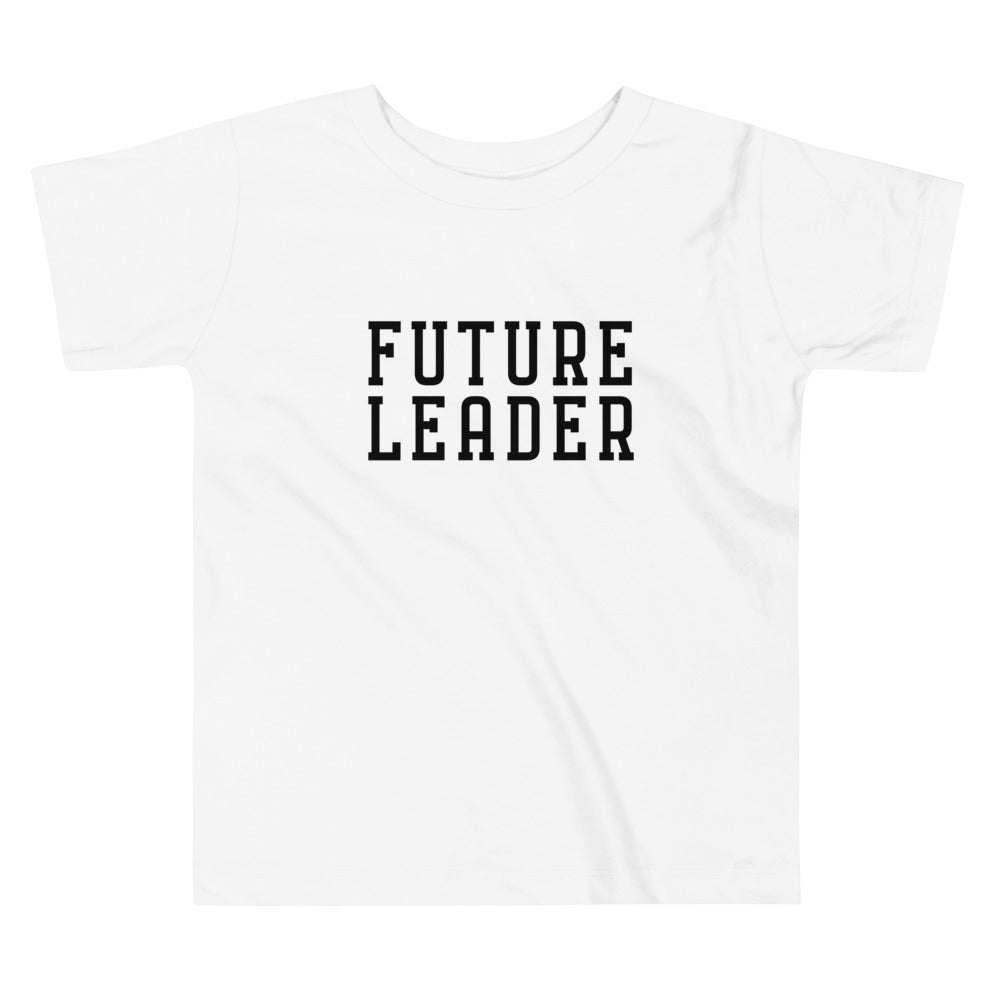 FUTURE LEADER TODDLER TEE - Anchor & Nest