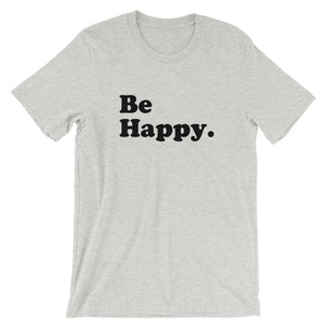 BE HAPPY TEE - Anchor & Nest