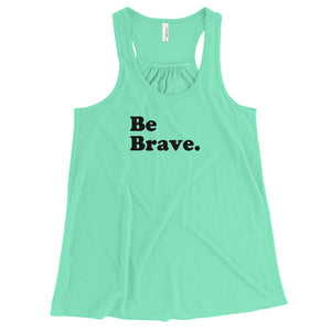 BE BRAVE TANK - Anchor & Nest