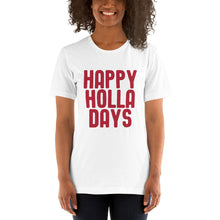 Load image into Gallery viewer, HAPPY HOLLA DAYS TEE - Anchor & Nest