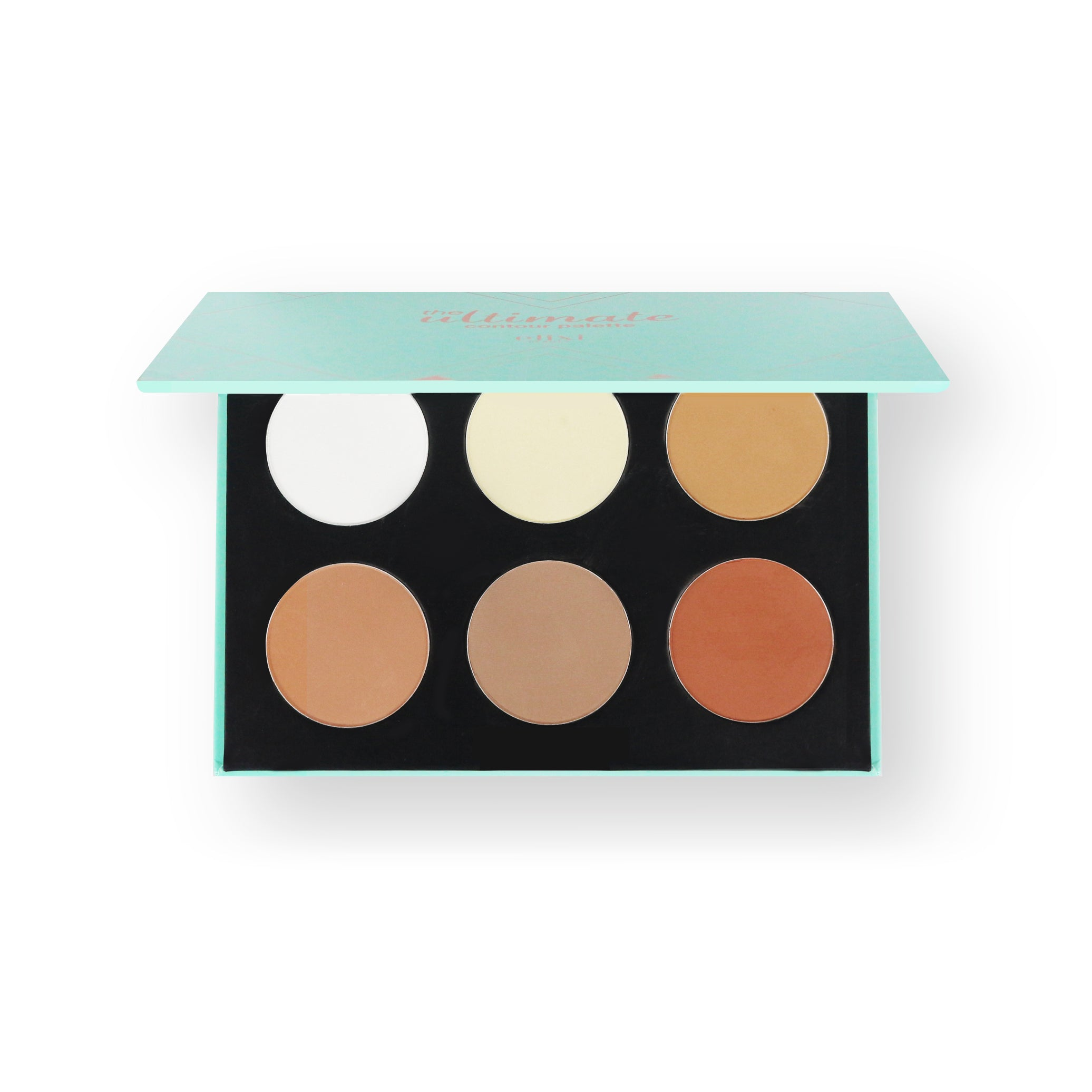 Elixi Beauty 'The Ultimate Contour Palette' (Powder)
